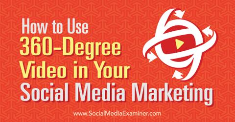 video 360 Social Media Marketing